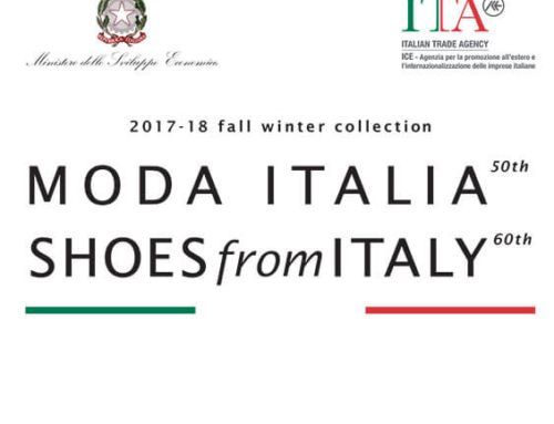 Moda Italia TOKYO – 6\8 Feb 2018