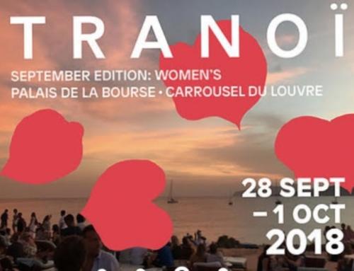 TRANOI – Parigi 28 SETT | 1 OTT